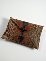 GlenAran Celtic Clutch Bag - Woodland