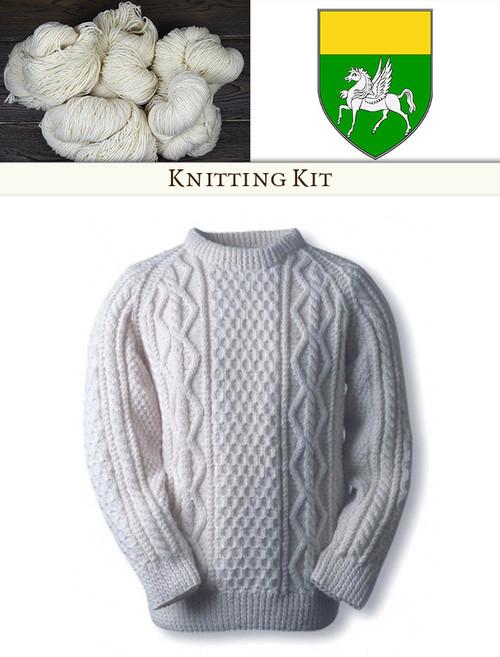 Quinn Knitting Kit