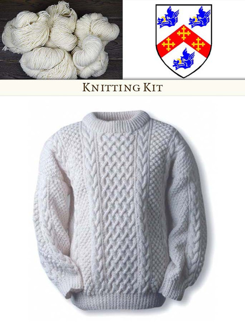 Mc Dermott Knitting Kit