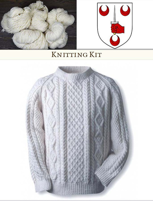Mullen Knitting Kit
