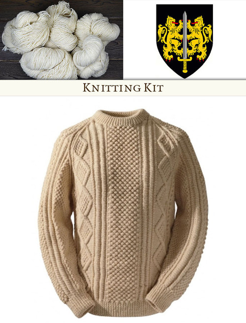 Carroll Knitting Kit