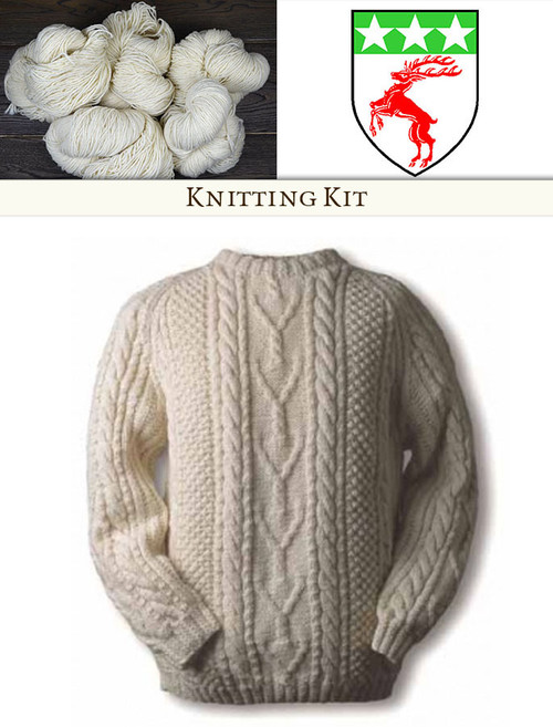 Doherty Knitting Kit