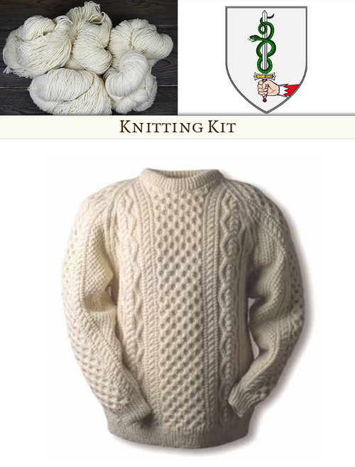 Hayes Knitting Kit