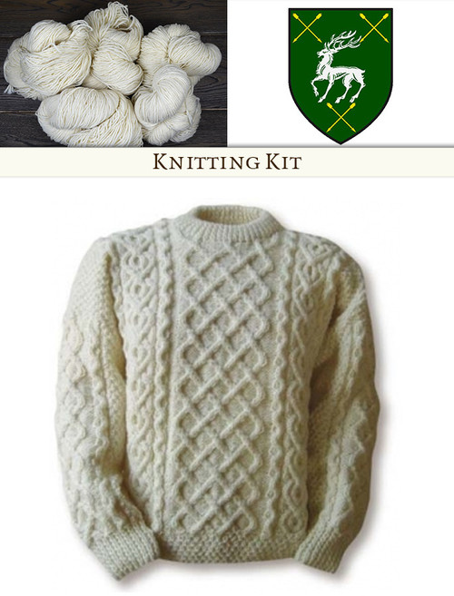 Hennessy Knitting Kit