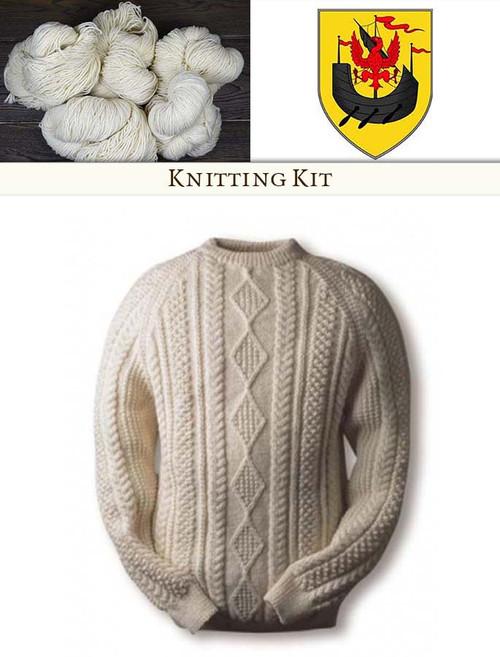 Mc Donald Knitting Kit