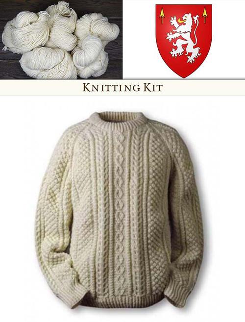Mc Namara Knitting Kit