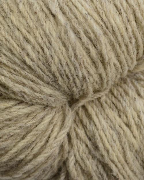 Aran Wool Knitting Hanks - Light Black Sheep / Light Grey