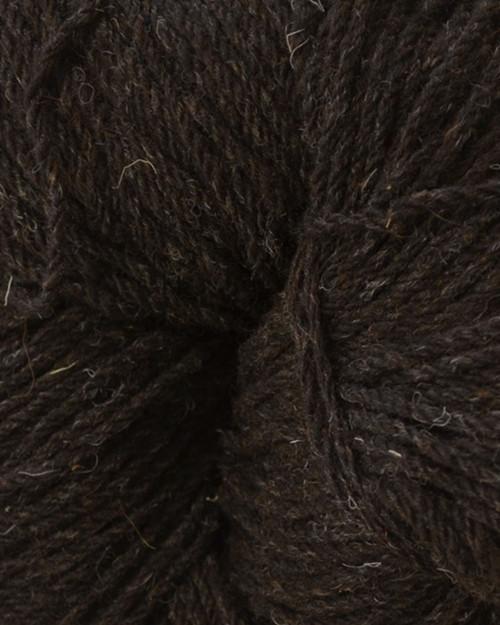 Aran Wool Knitting Hanks - Dark Jacob