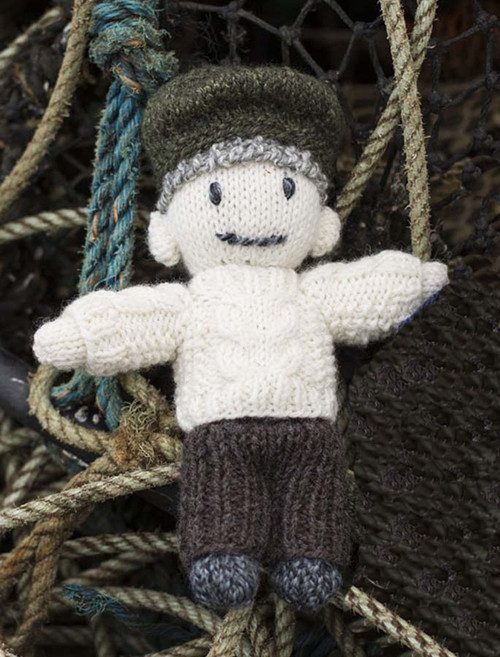Man of Aran Doll