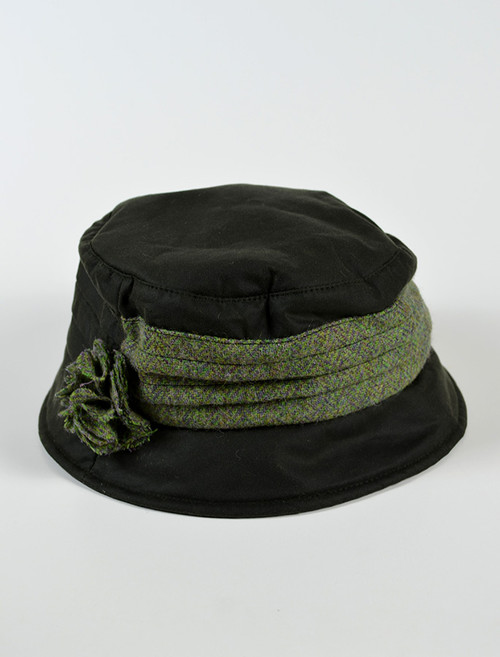 Waterproof Waxed Newsboy Hat