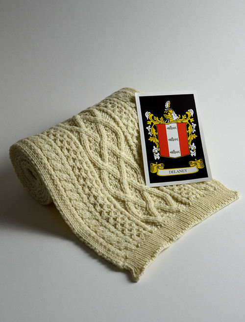 Delaney Clan Scarf