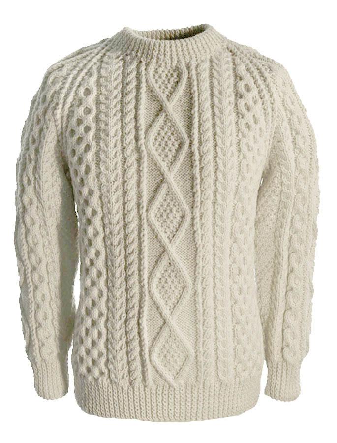 Mahony Clan Sweater