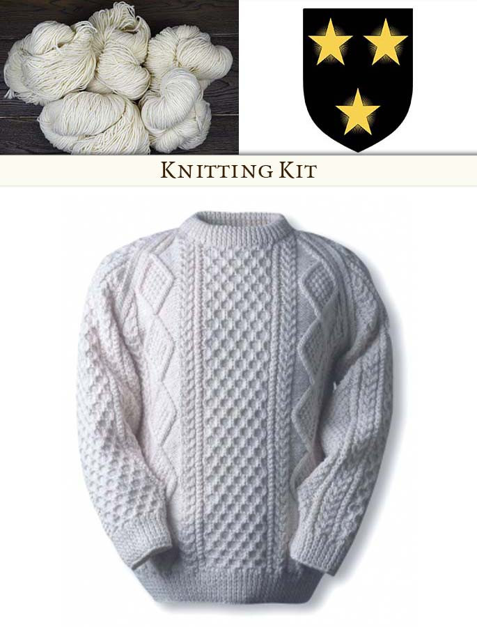 Moran Knitting Kit