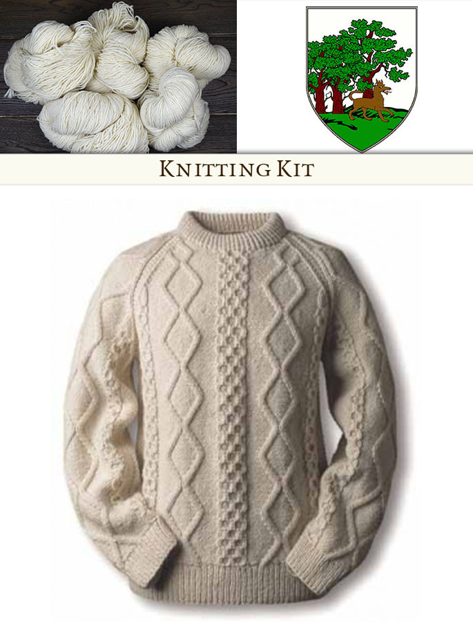 Callaghan Knitting Kit
