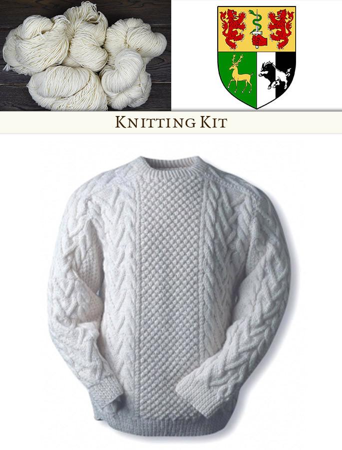 O'Sullivan Knitting Kit