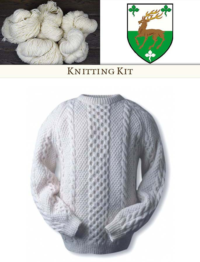 O'Connell Knitting Kit