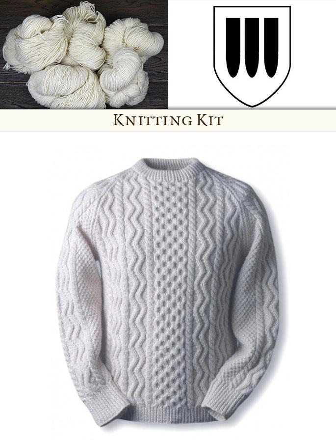 Curran Knitting Kit