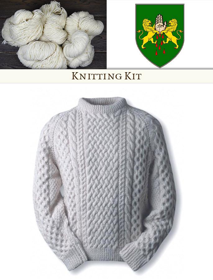 O'Reilly Knitting Kit