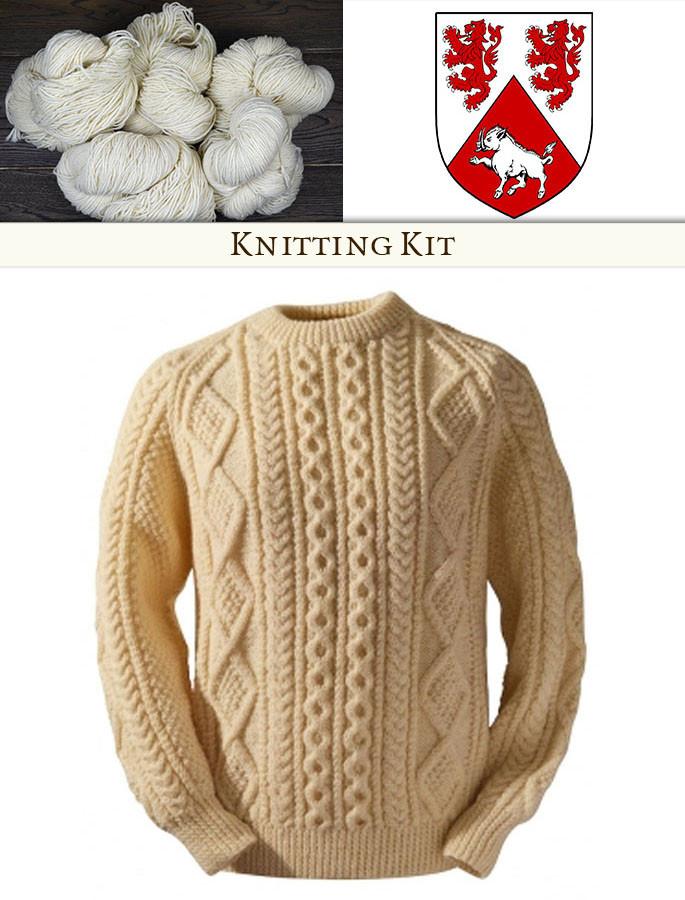 Cassidy Knitting Kit