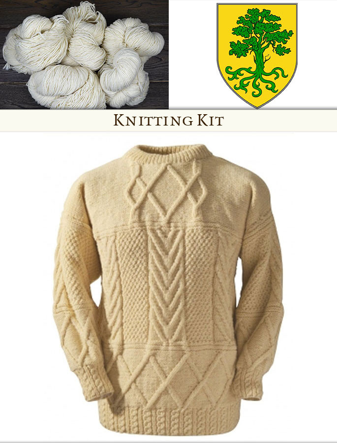Boyle Knitting Kit