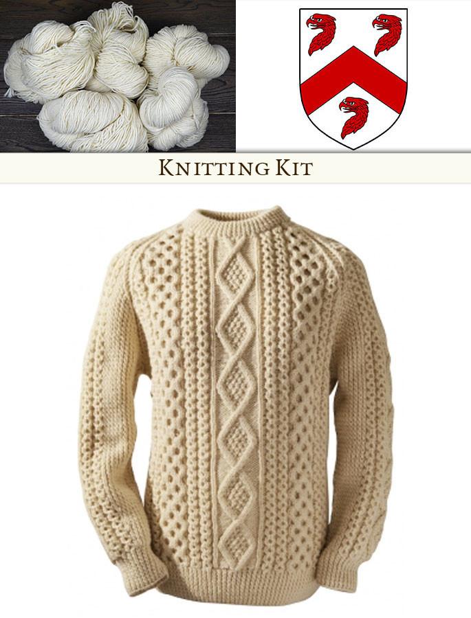 Casey Knitting Kit