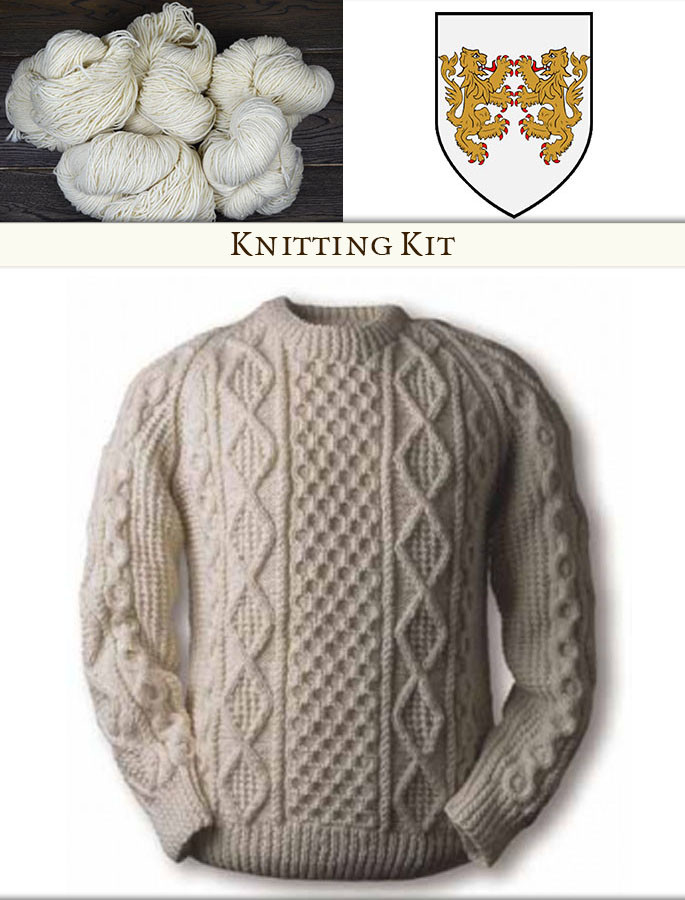 Collins Knitting Kit
