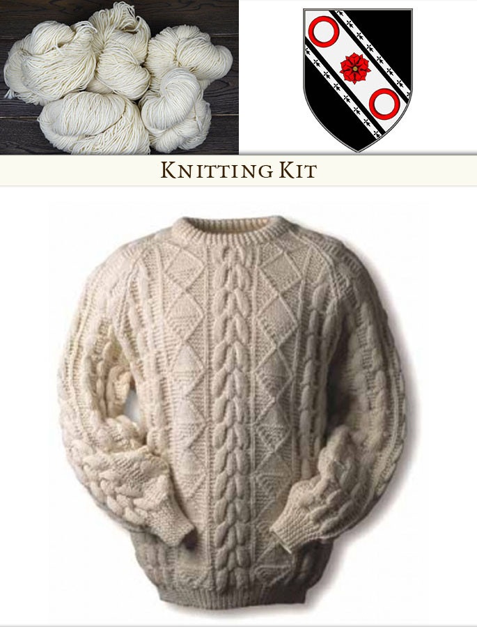 Conway Knitting Kit