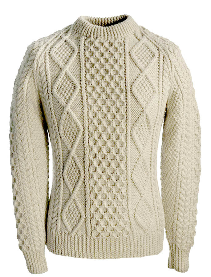 Crowley Clan Sweater