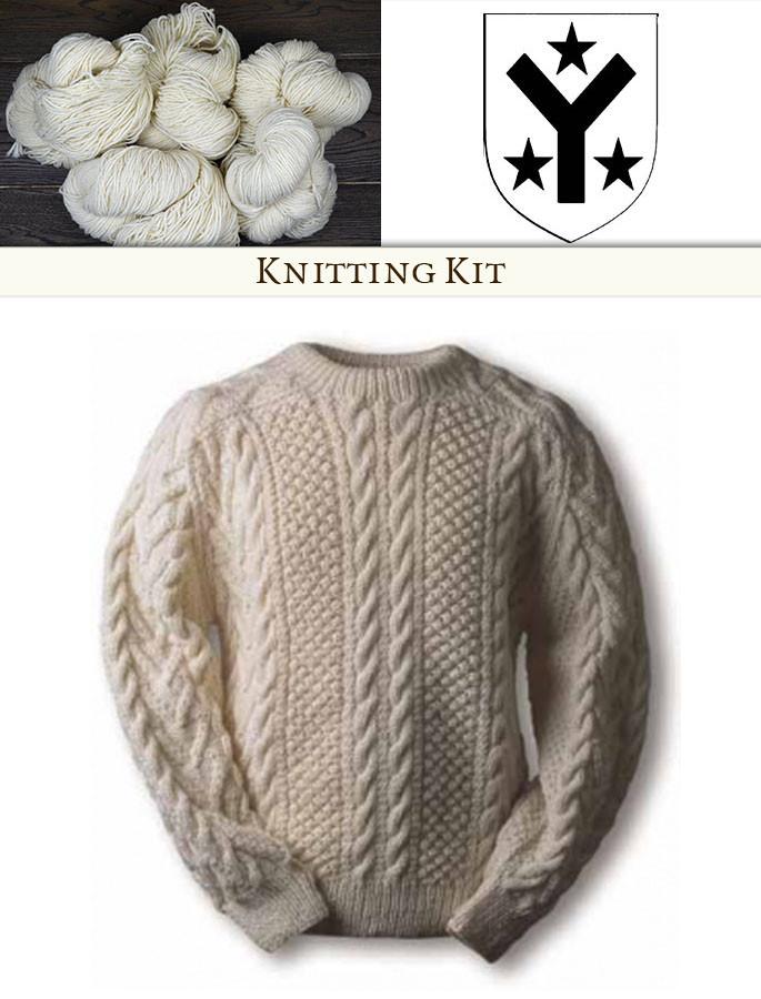 Cunningham Knitting Kit