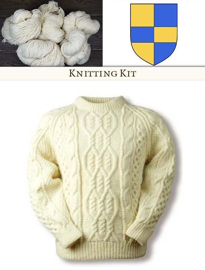 Cusack Knitting Kit