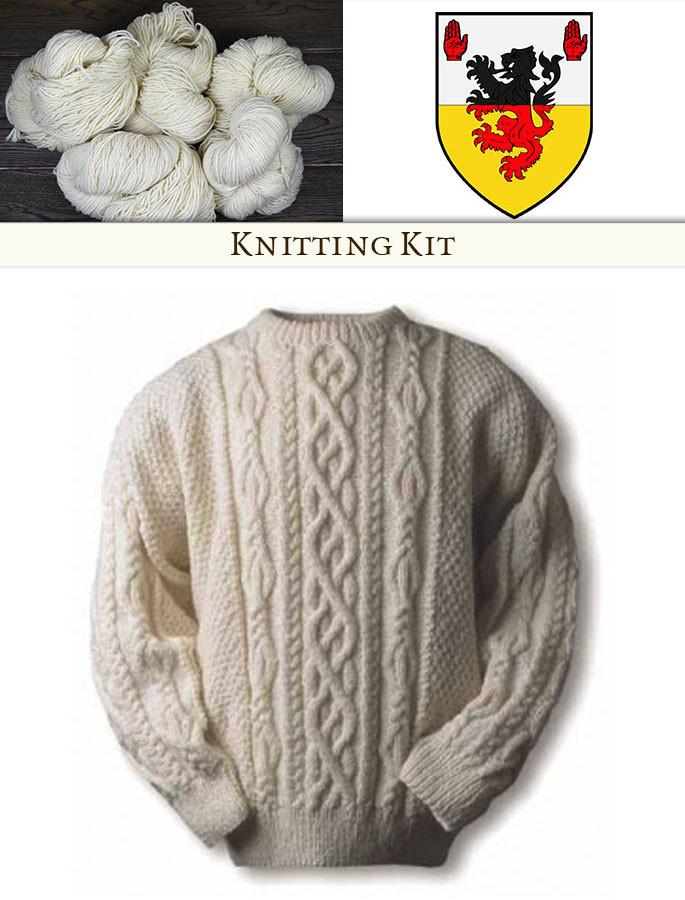 Daly Knitting Kit