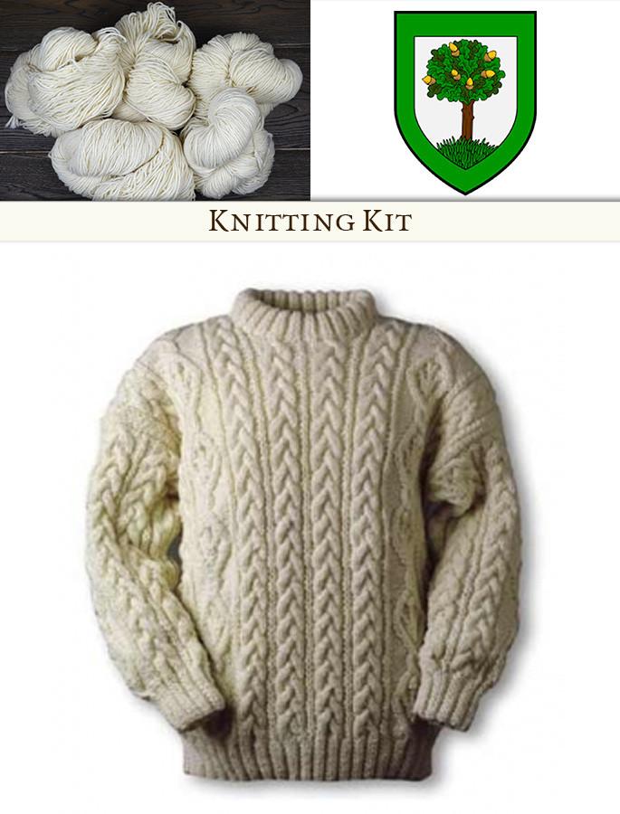 Flanagan Knitting Kit