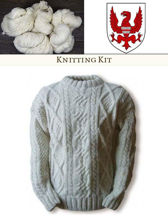 Joyce Knitting Kit
