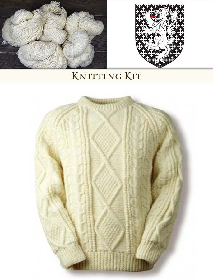 Long Knitting Kit