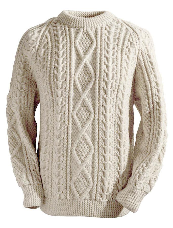 Long Clan Sweater