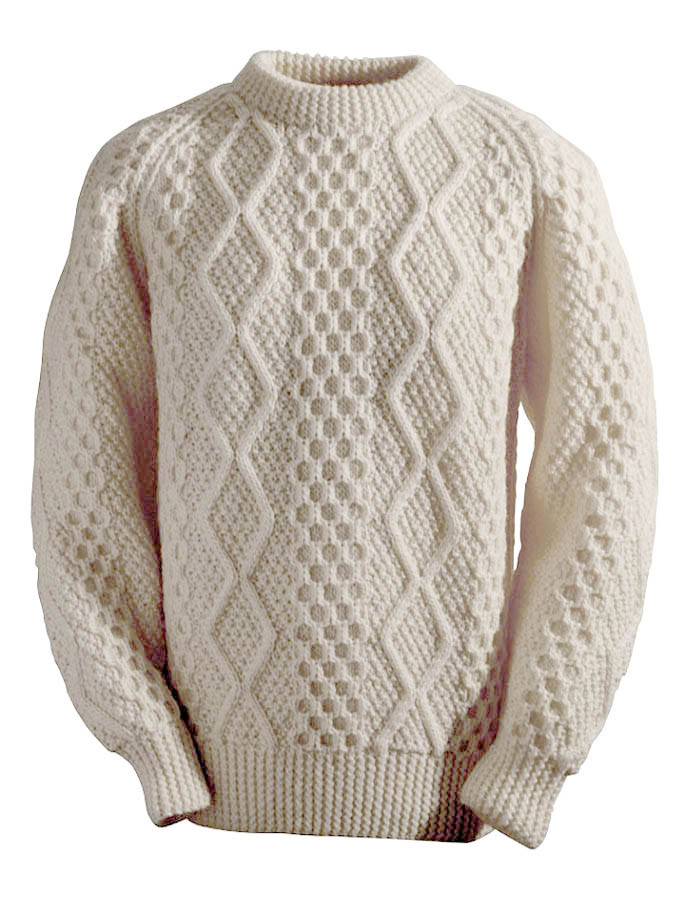 Moriarty Clan Sweater