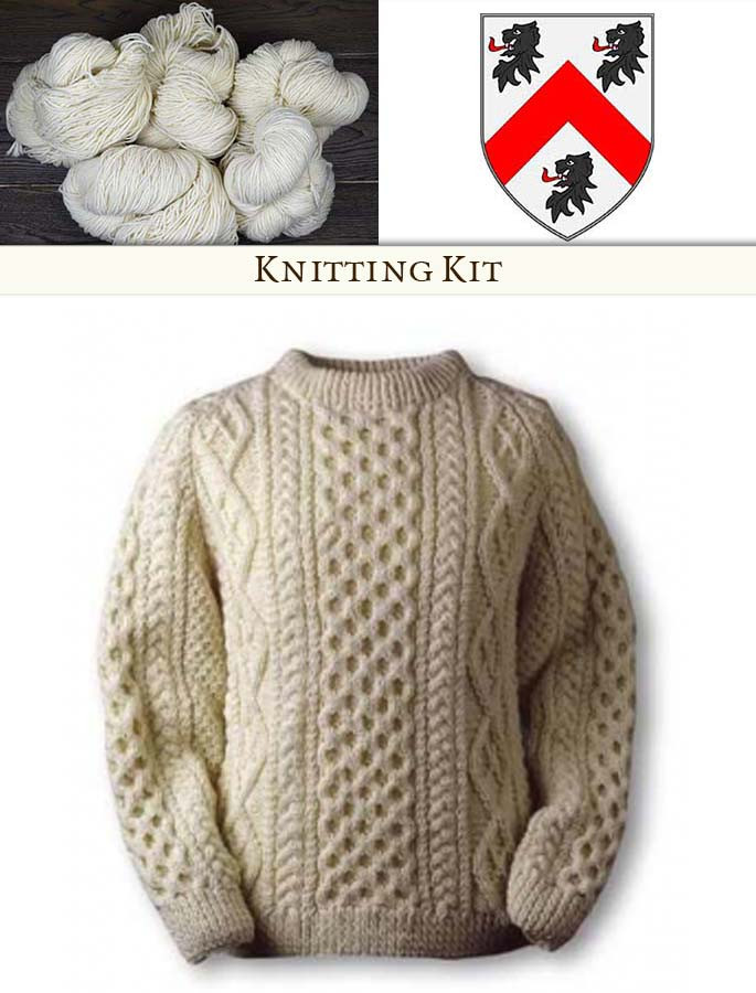 Mulligan Knitting Kit