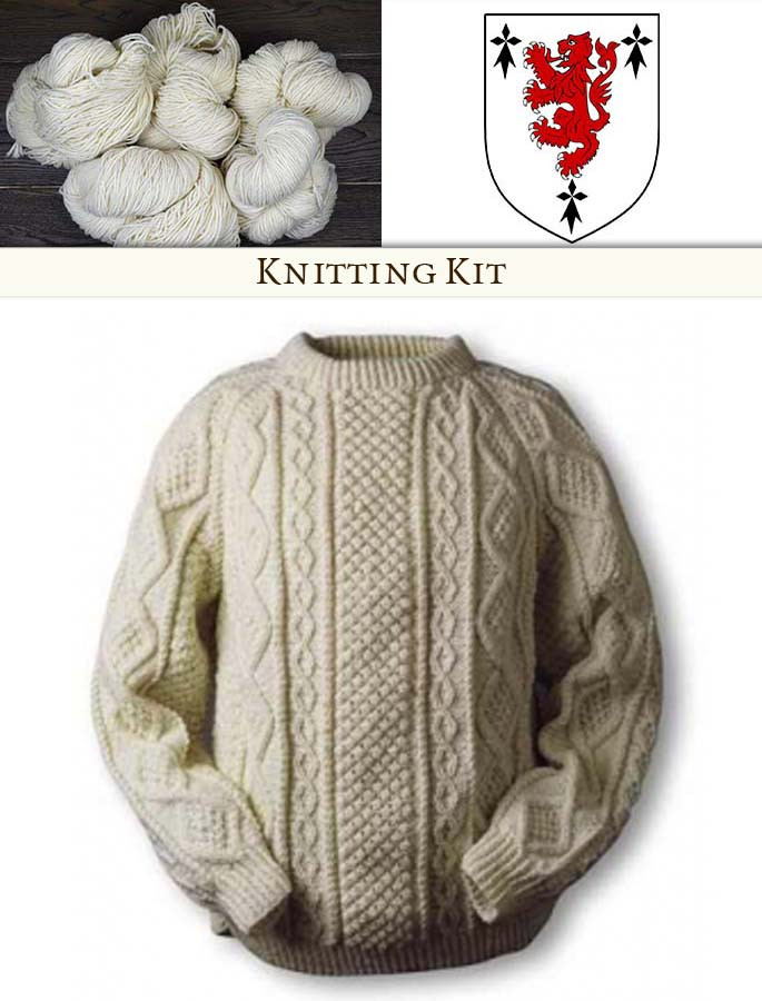 O'Dwyer Knitting Kit