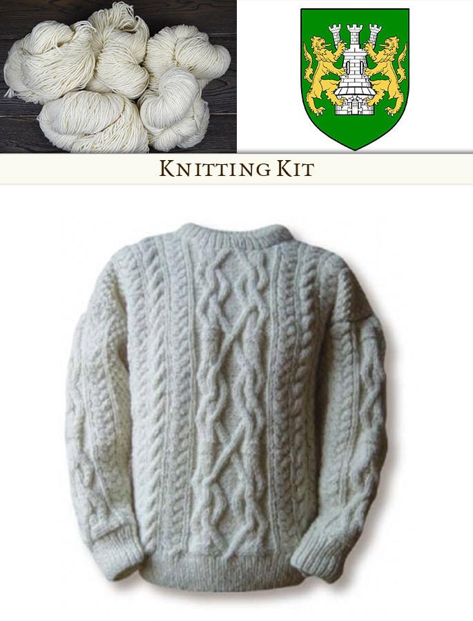 O'Shaughnessy Knitting Kit