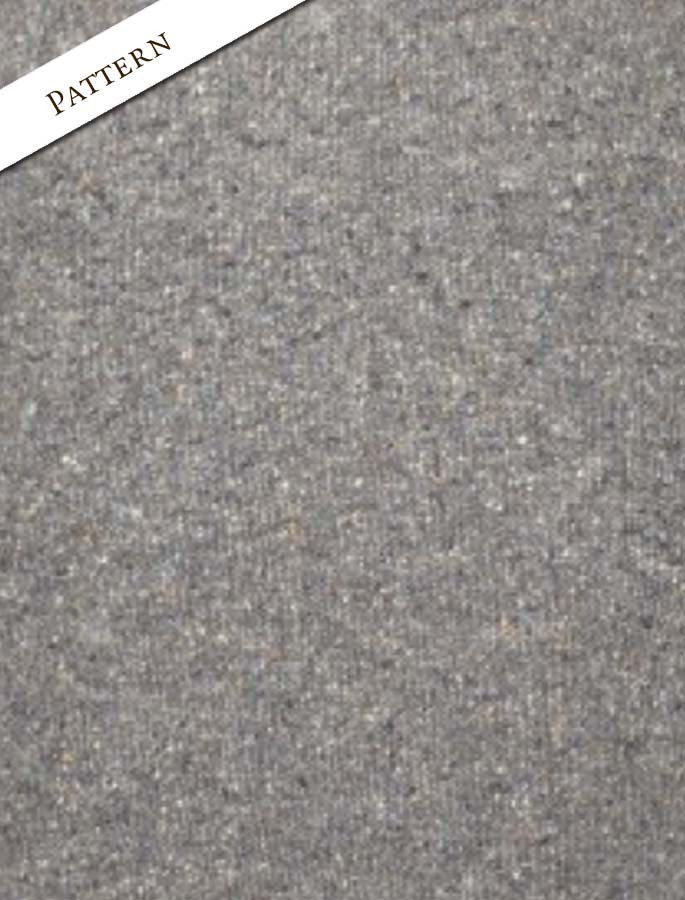 Pattern Detail from Plain Crew Neck Sweater