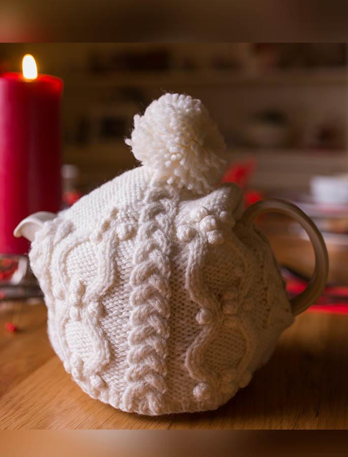 Aran Tea Cosy