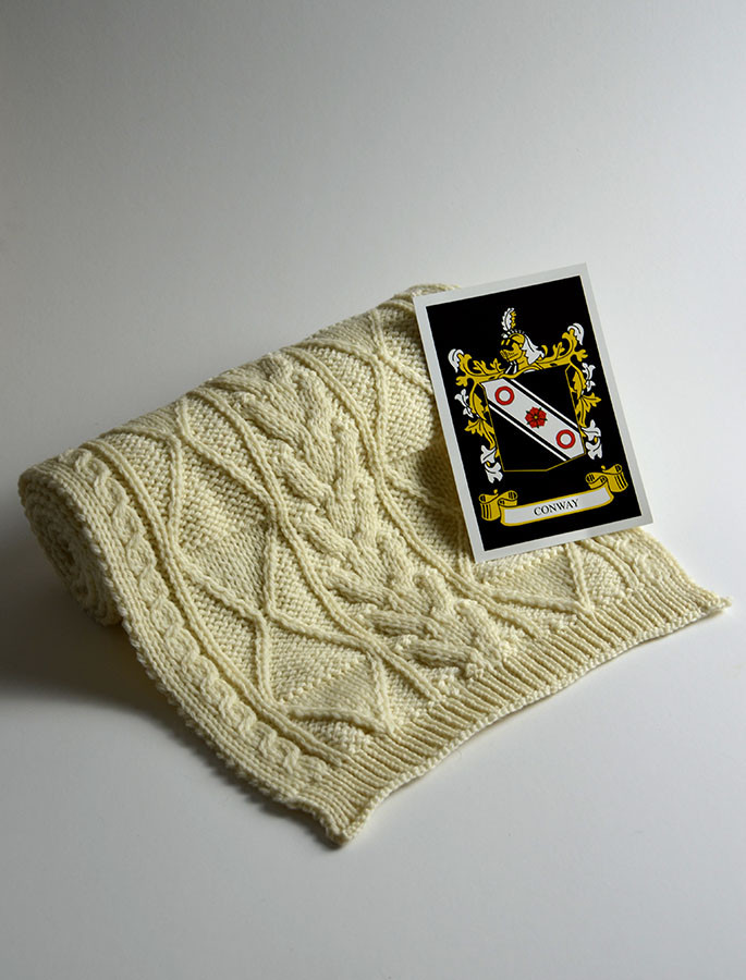 Conway Clan Scarf