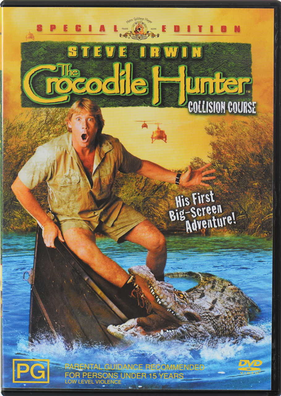 Steve Irwin The Crocodile Hunter POSTER Toy