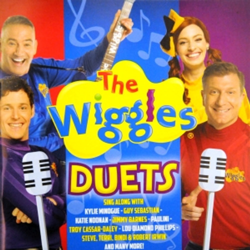 The Wiggles Duet CD