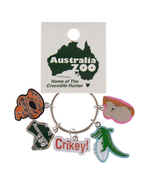 Australia Zoo Keycharm