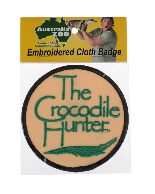 Australia Zoo Celebrating 50 Years Australia Zoo Cloth Badge