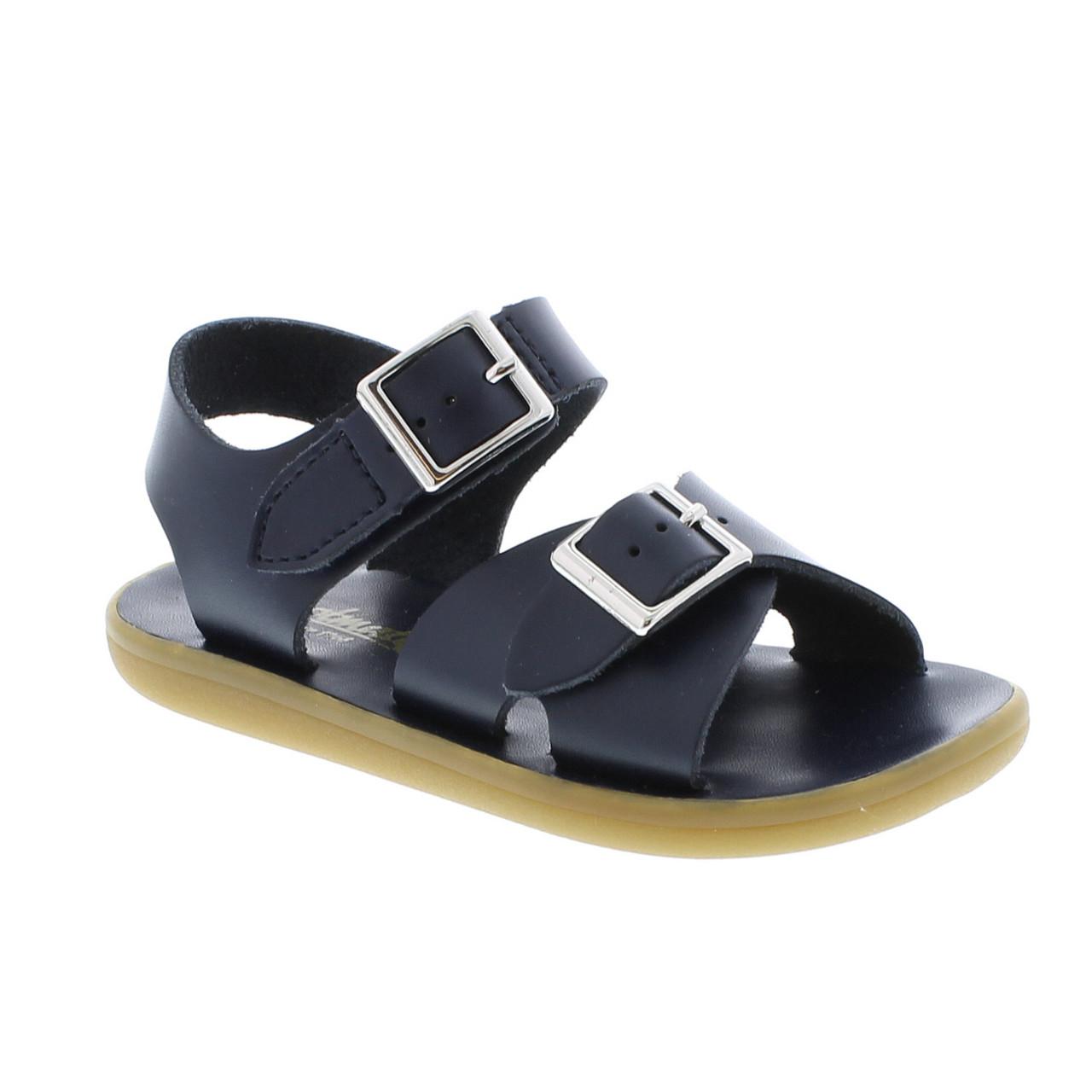 Footmates *TIDE* Navy Sandals