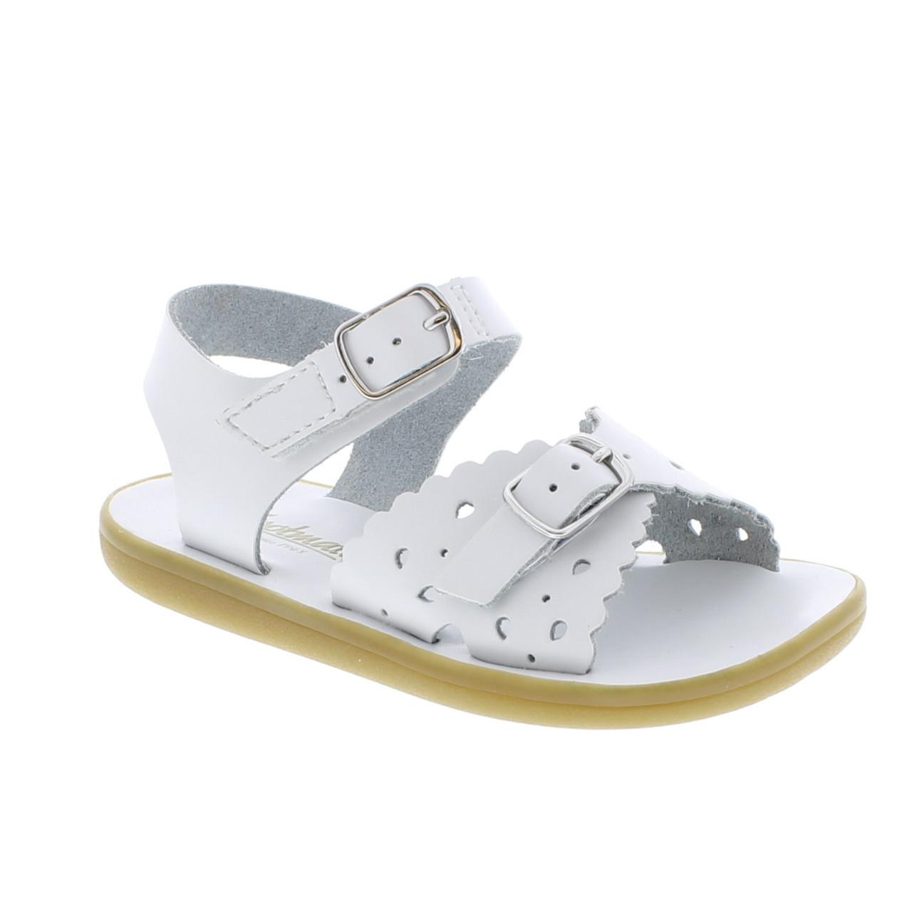 Footmates *ARIEL* Mint Sandals