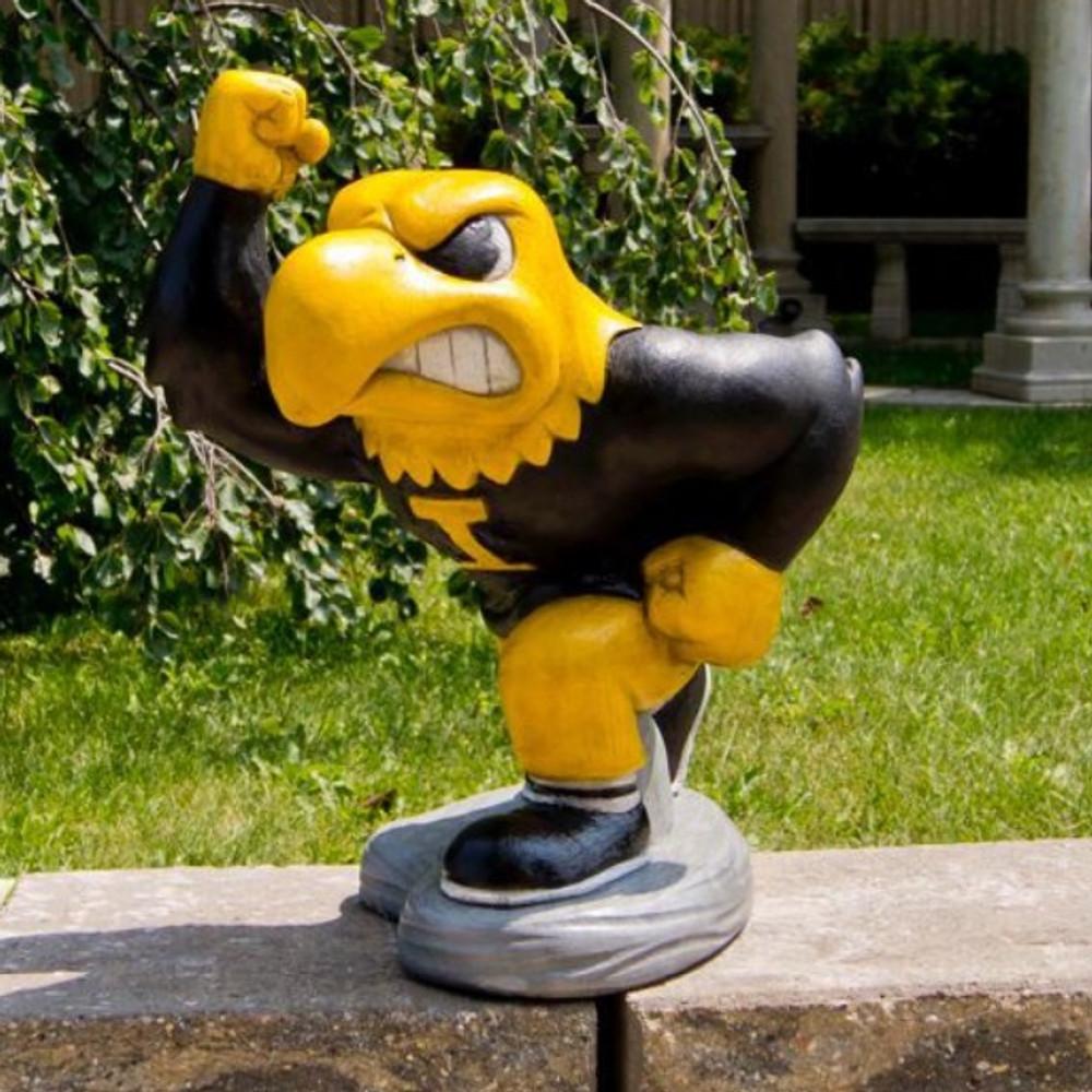 Iowa Hawkeyes Mascot Garden Statue | Stonecasters | 2981HT