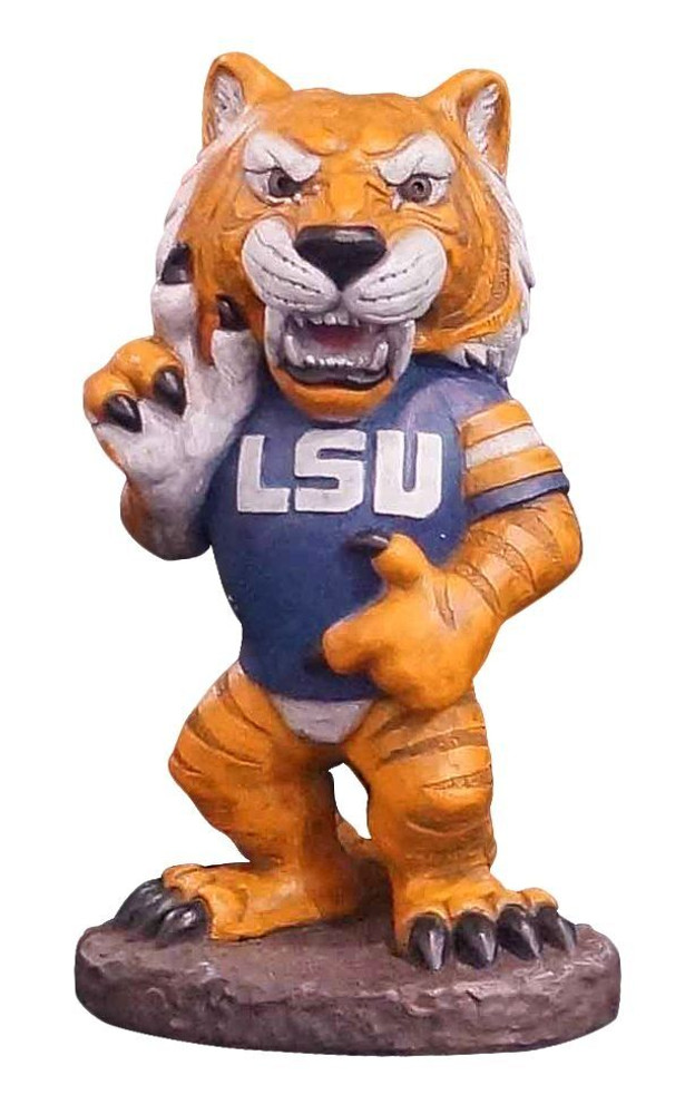 LSU Tigers Mascot Garden Statue